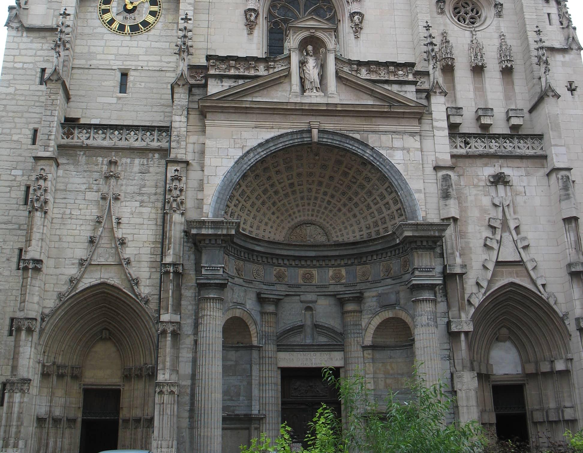 église Saint-Nizier (tronquée)