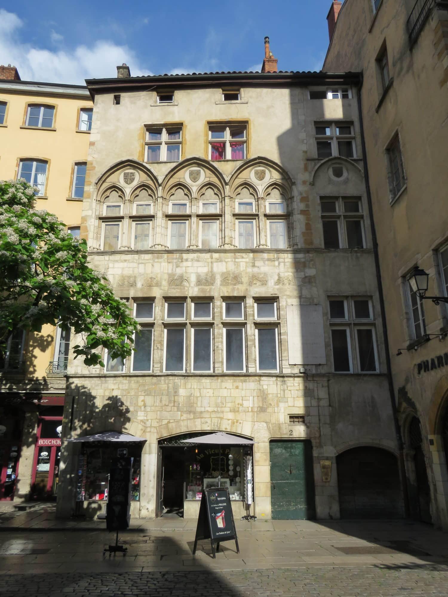 Batiment du Vieux-Lyon