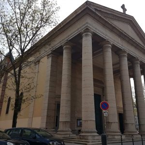 Église St-Pothin à Lyon